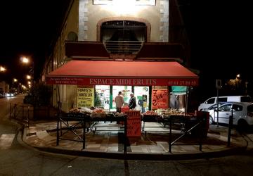Rentoilage de store à Toulouse - Changement de toile